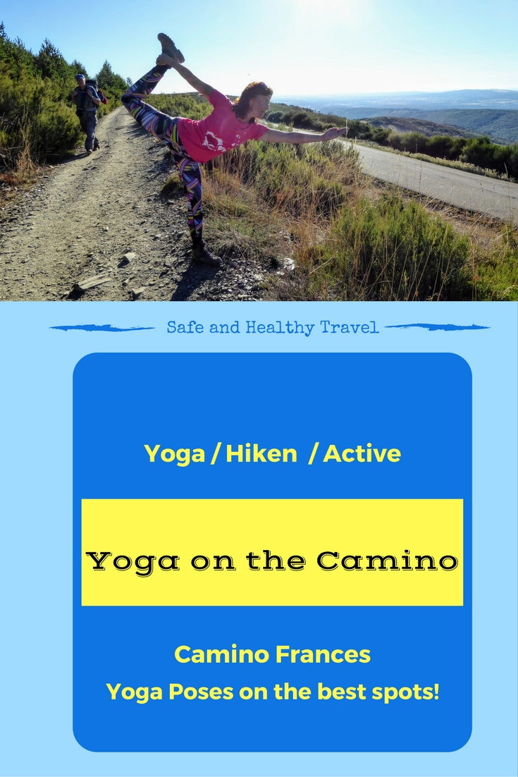 Yoga and the Camino