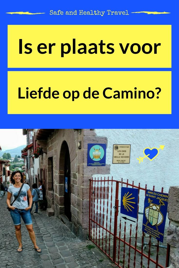 Is er plaats voor Liefde op de Camino