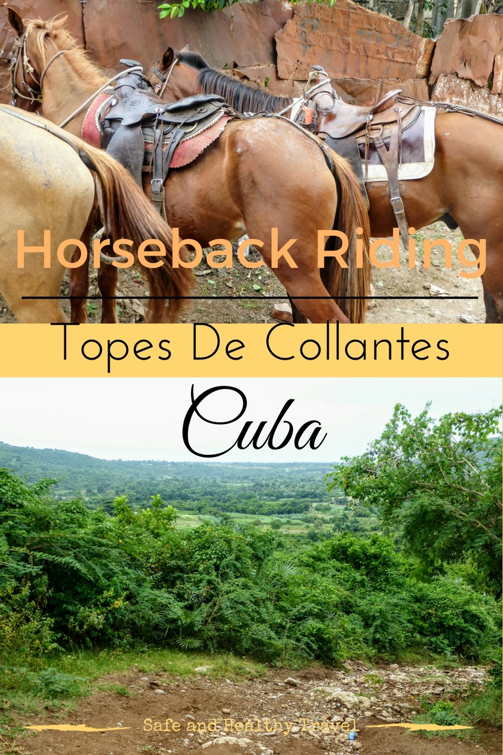 Horseback Riding Topes de Collantes