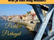 wat je niet mag missen in Porto Portugal