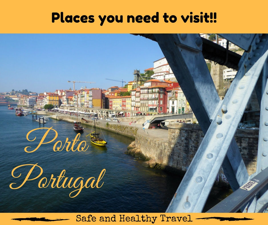 Best Places Travel Portugal: Places You NEED To Visit In Porto