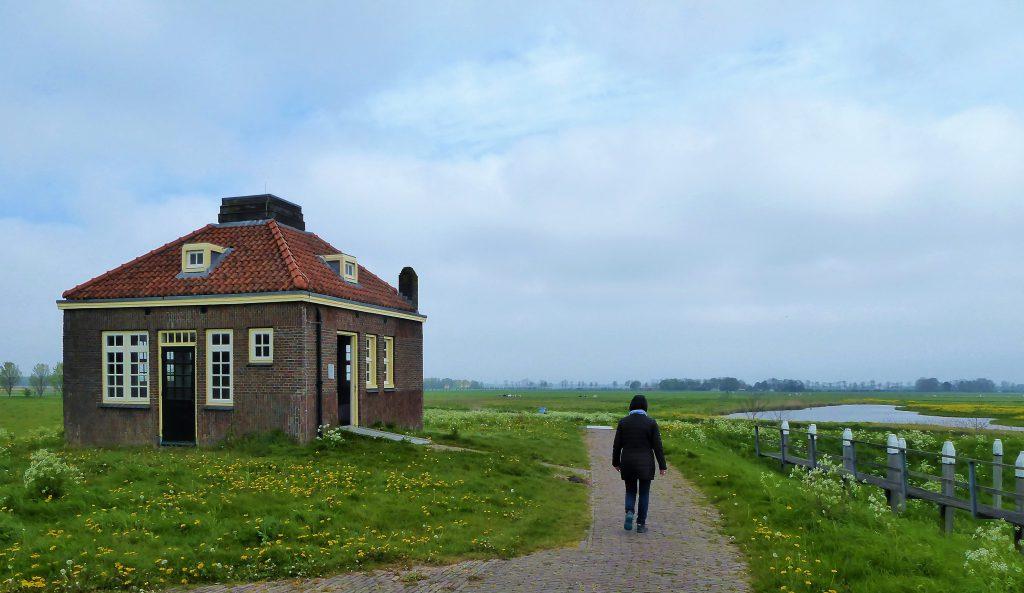 Schokland, voormalig eiland in de zuiderzee