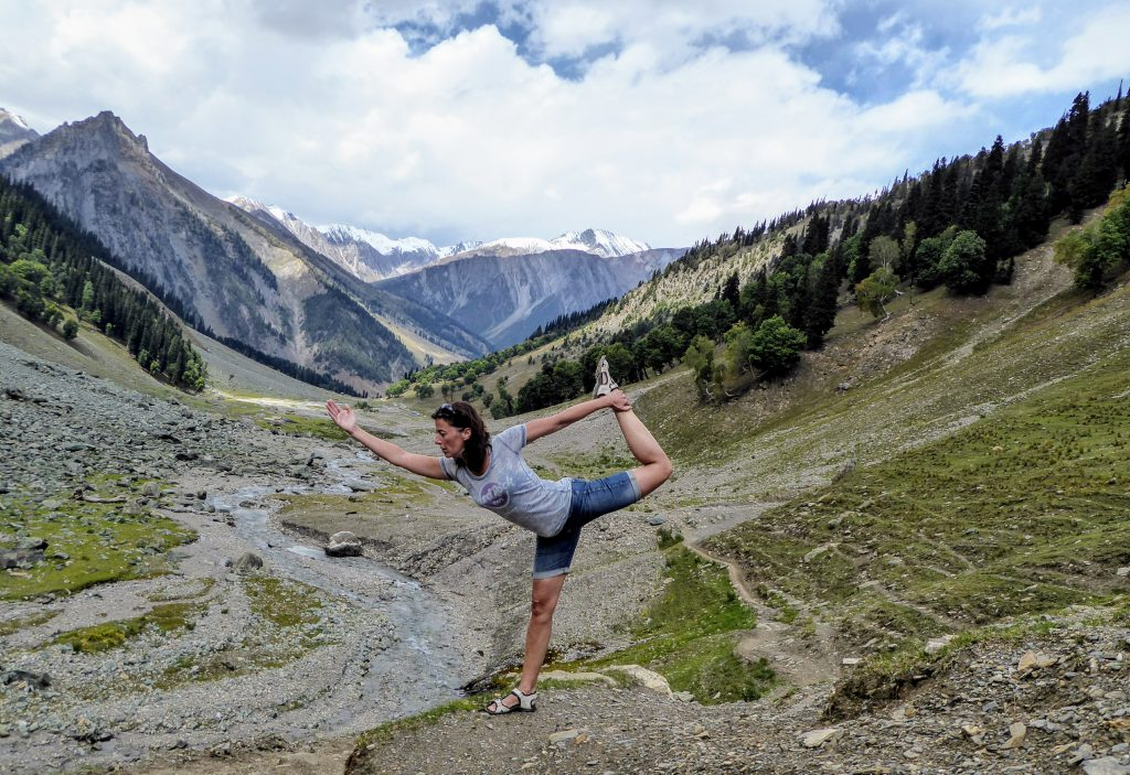 Yoga Pose - India
