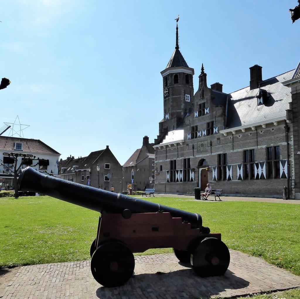 Stervormige Vestingsteden - Willemstad