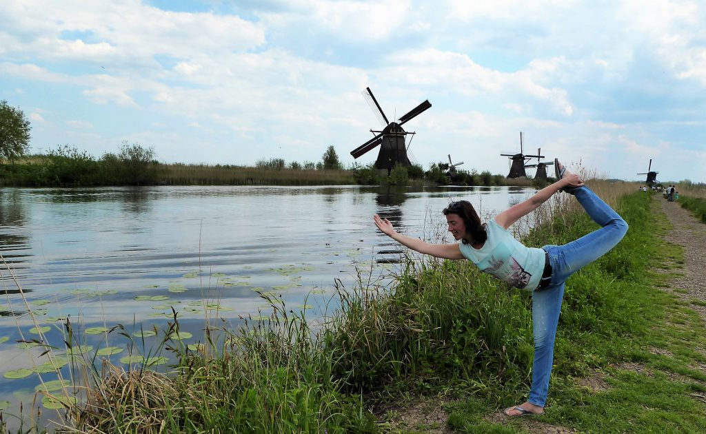 Yoga Pose - Netherlands