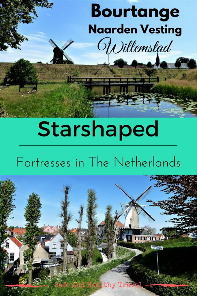 Starshaped fortresses
