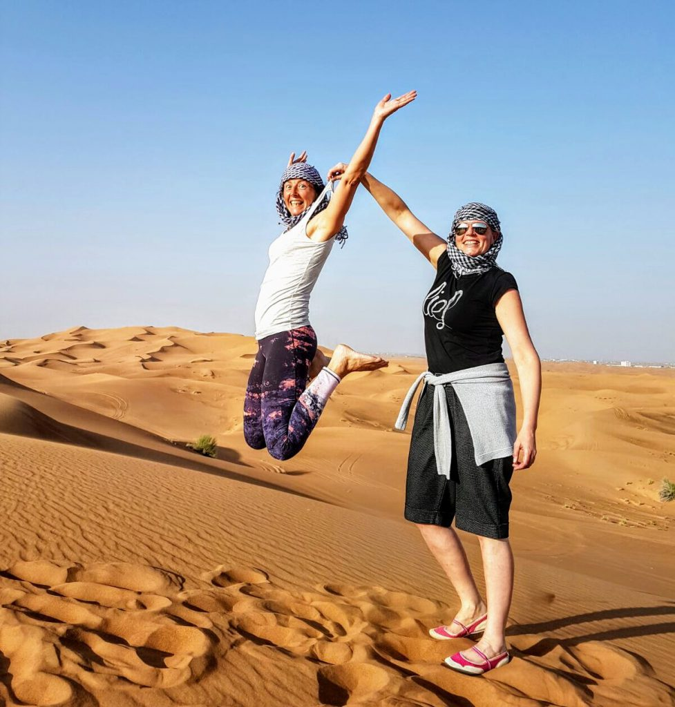 Look at these Best Pics taken in the Desert of the UAE