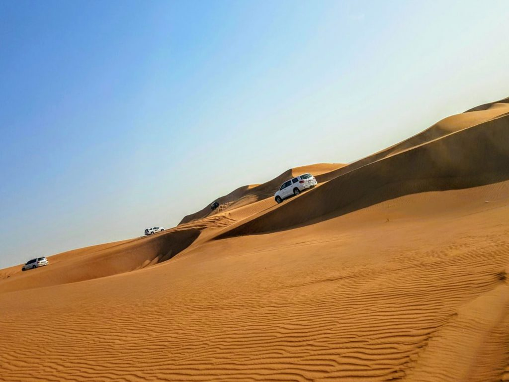 Best Pics taken in the Desert of the UAE