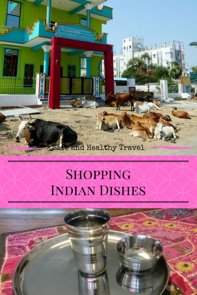 Shopping for Indian Dishes