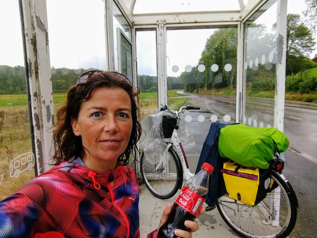 Veilig fietsen in Zweden