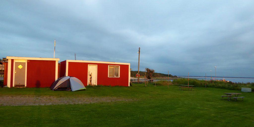 Camping in Sweden - Allemansratten