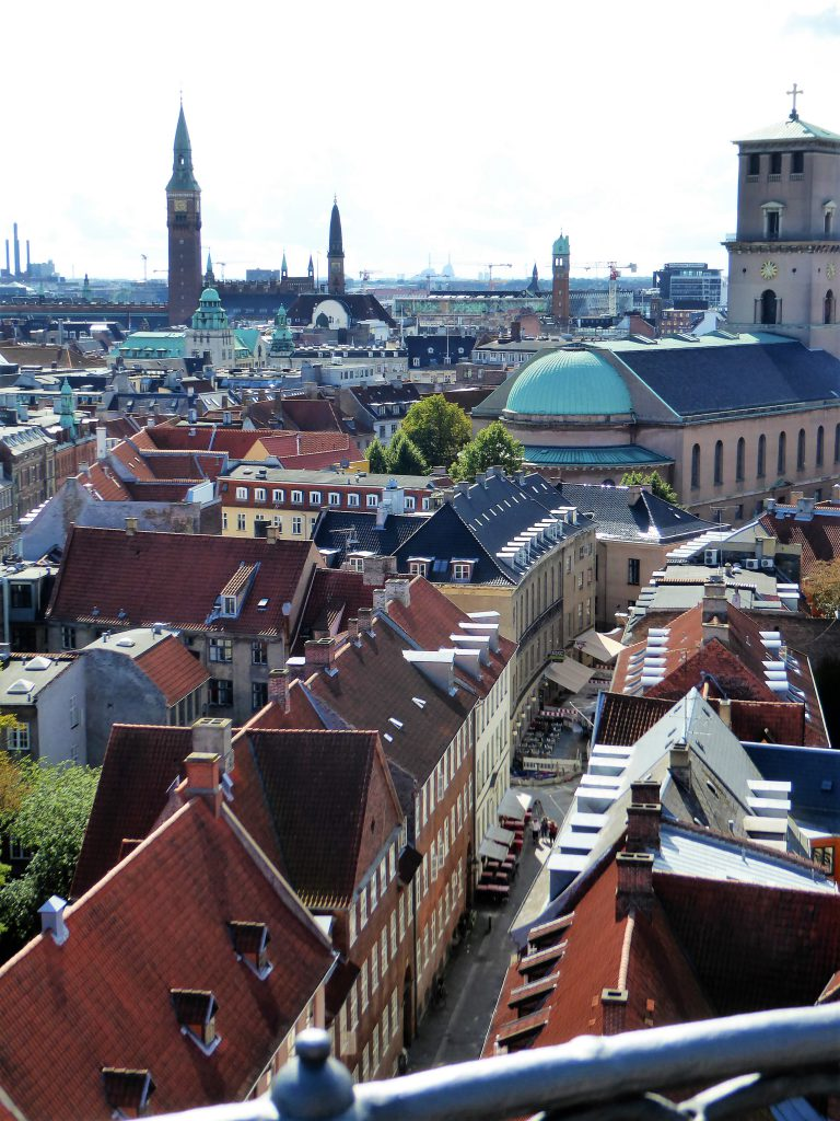 A Walk along the Sights of Copenhagen - Denmark