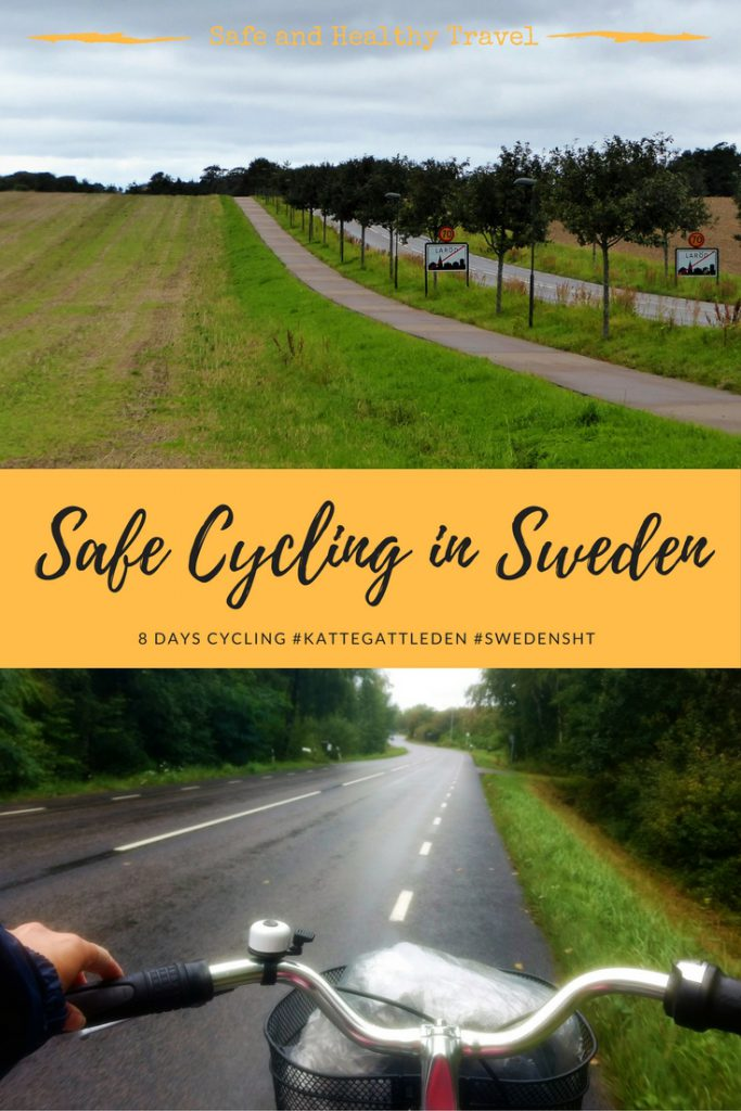 Safe cycling Kattegattleden