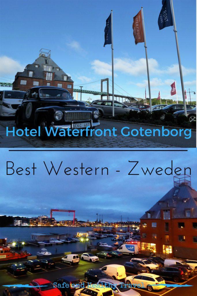 Review: Hotel Waterfront Gothenburg (Best Western)