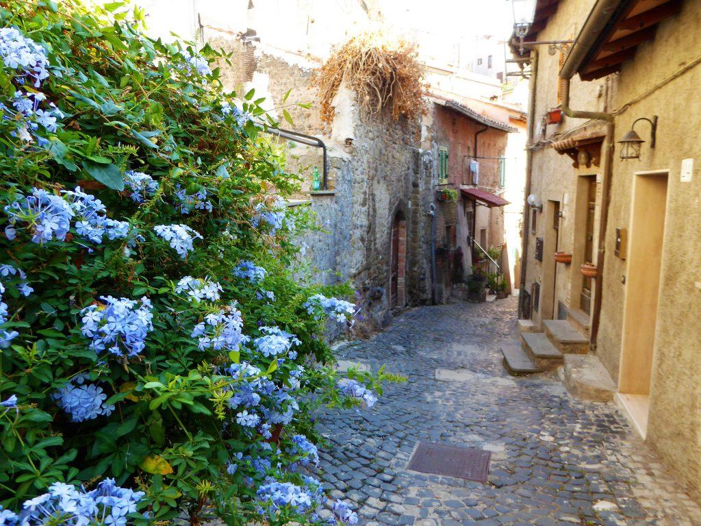 Fietsen buiten Rome: Bracciano en Martignano meer ontdekken