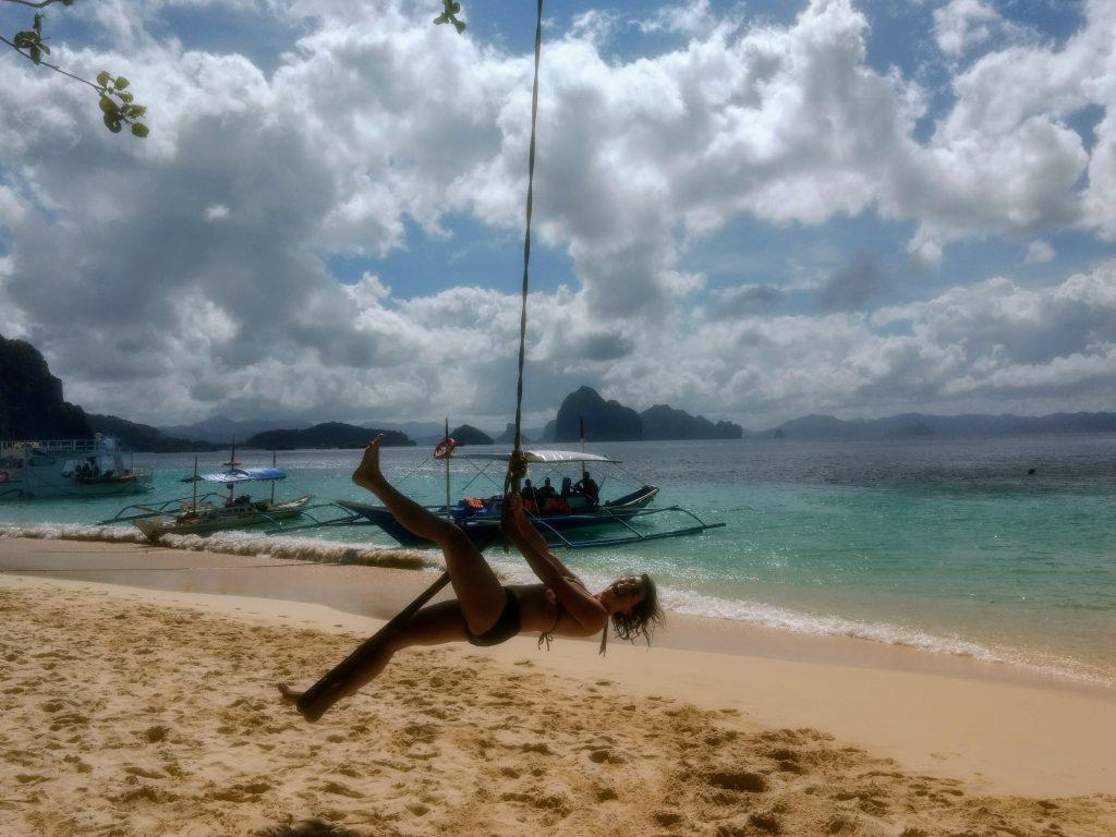 Eiland Hoppen bij El Nido, Palawan - De Filipijnen