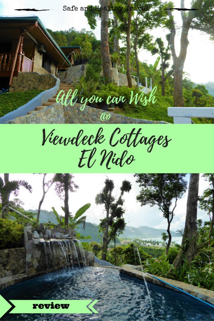 All you can Wish @ Viewdeck Cottages El Nido