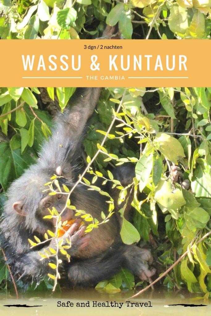 Wassu & Kuntaur in 3 dgn - 2 nachten - The Gambia