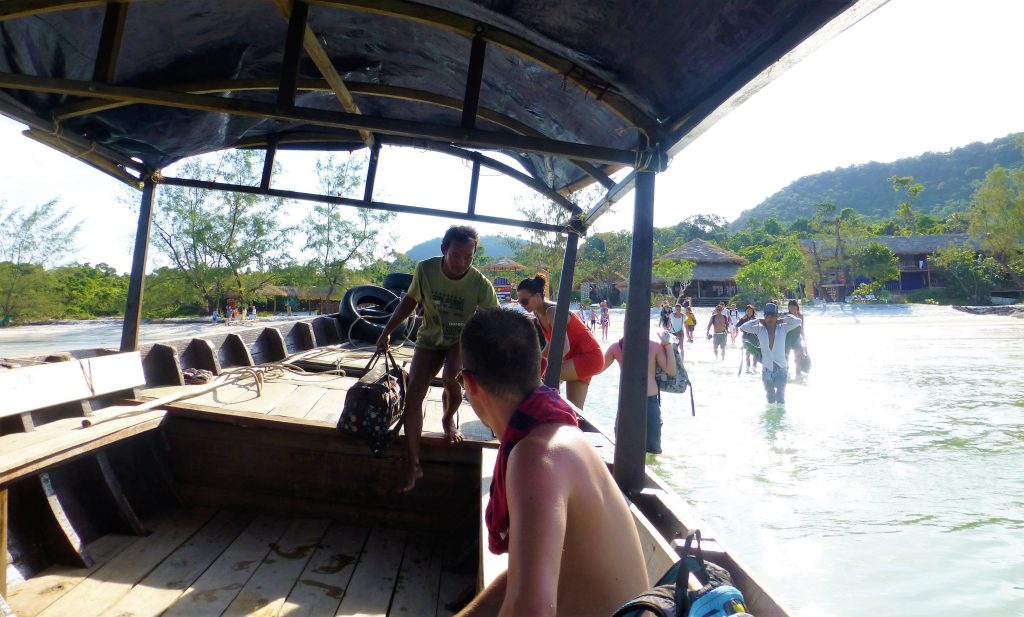 Freedom Island - Koh Rong Samloem, Cambodja