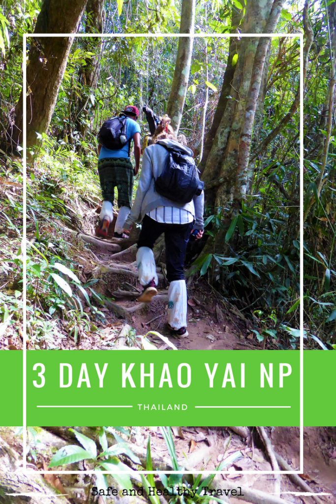 3 Days Exploring the Khao Yai NP - Thailand