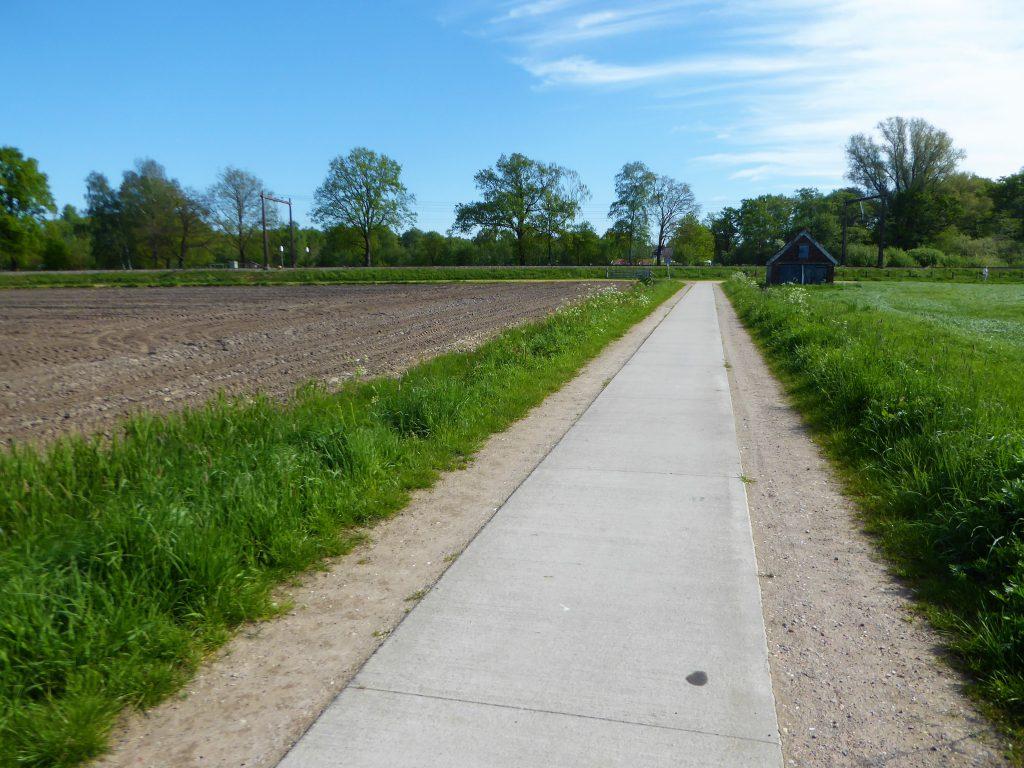 Wandelroute Kleine Doorbraak en Elhorsterveld