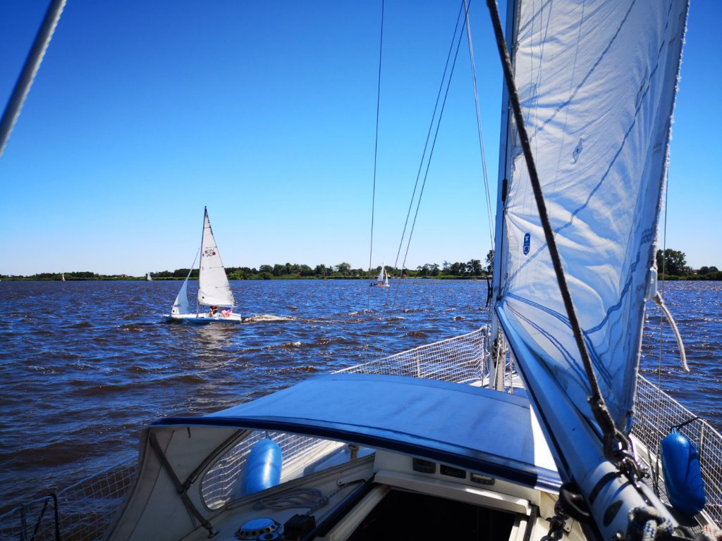 Sailing weekend in Friesland - Netherlands