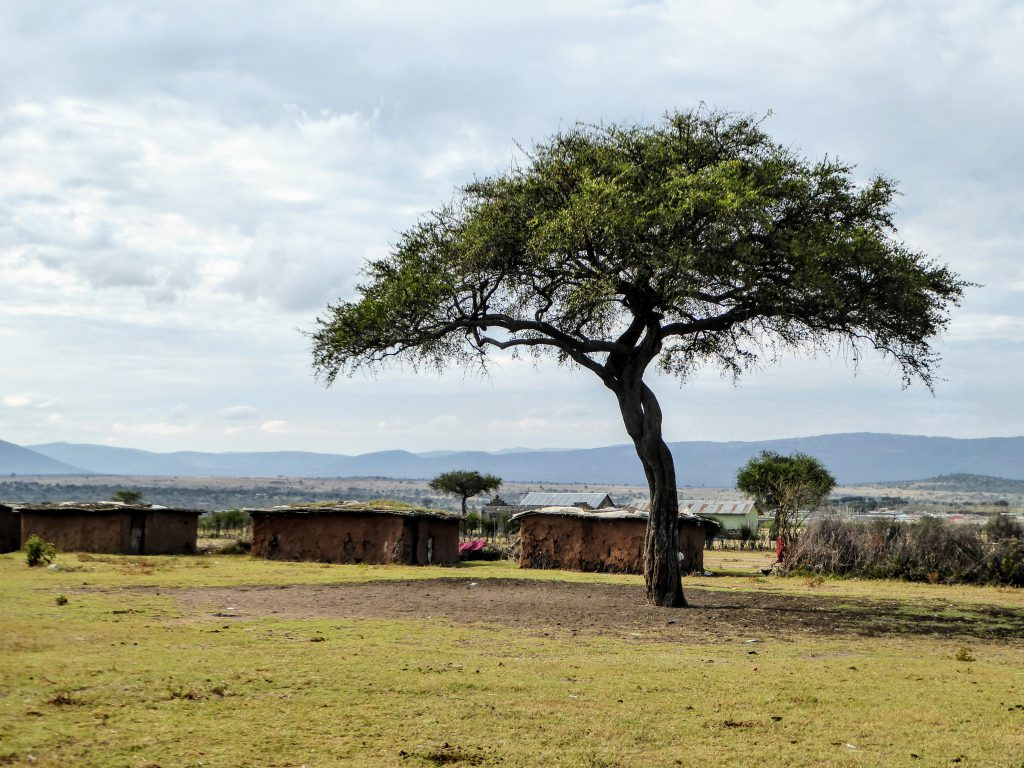Visiting the Impressive Masai - Masai Mara - Oloolaimutia - Kenya