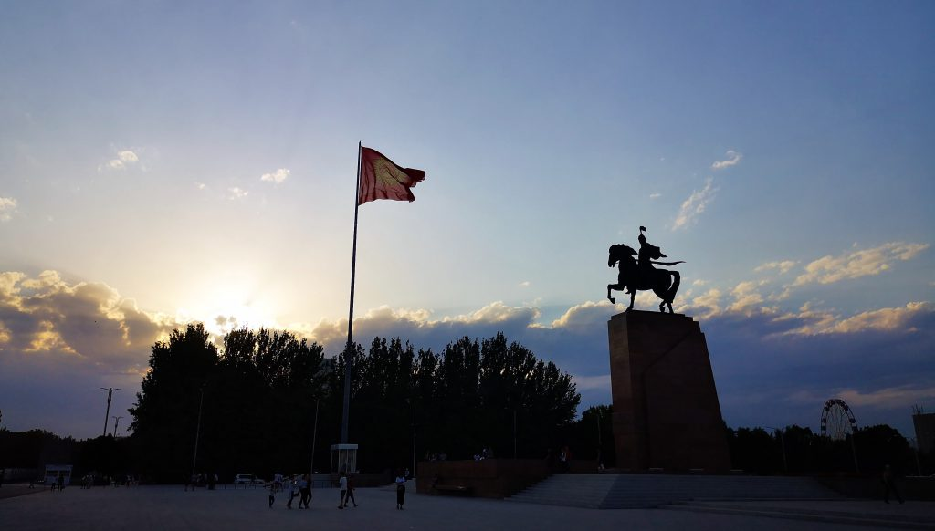 A relaxed visit to the capital of Kyrgyzstan: Bishkek