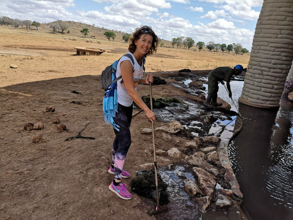Volunteering in Tsavo National Park - Kenya