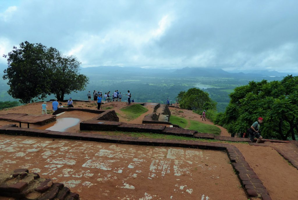 Sigiriya, Lion Rock beklimmen - Sri Lanka