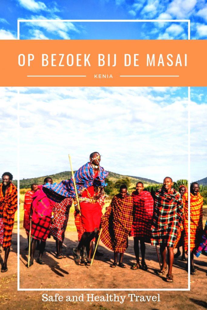 Op bezoek bij de Masai