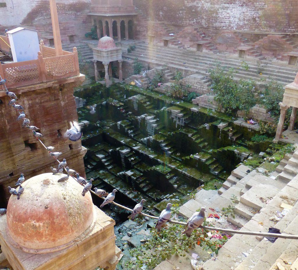 Jodhpur blauwe stad van rajasthan
