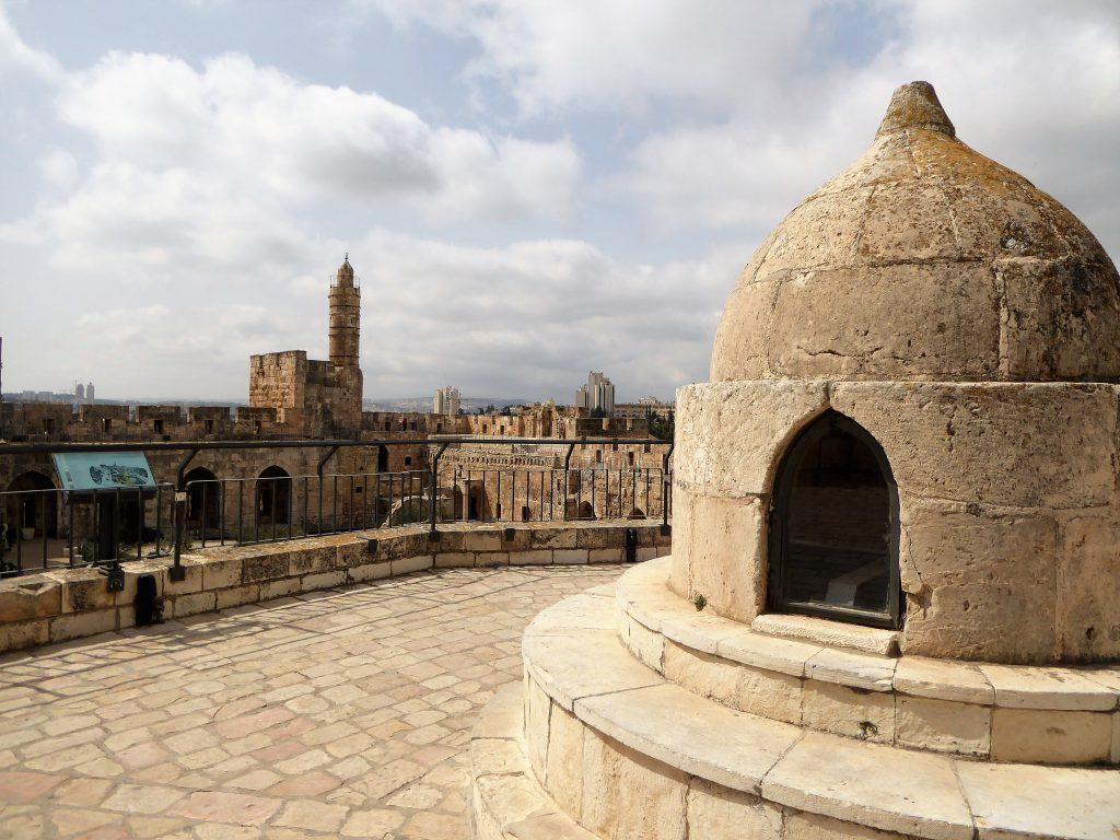Bezoek Jeruzalem - Israel