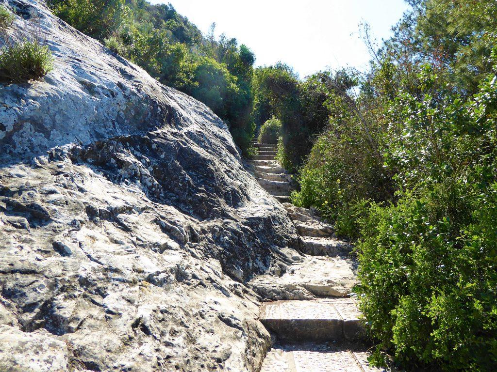 Loop de 1000 steps van Haifa - Israël