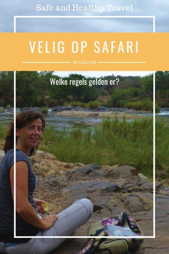 Veilig op safari - Welke regels gelden er?