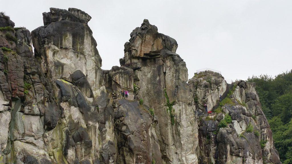 De Externsteine - Teutoburgerwald