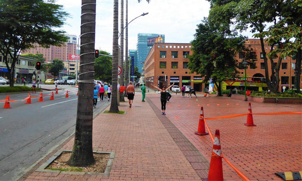 Cerro de Las Cruces - Active Sunday in Medellin - Colombia