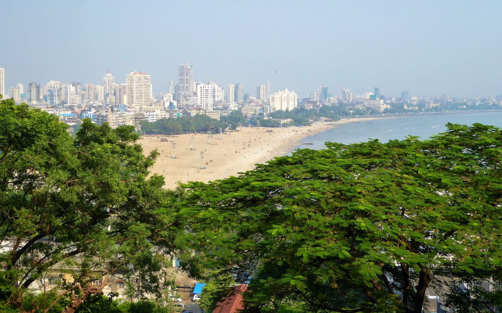 The Complete Travelguide for Mumbai - India (Kamla Nehru Park)