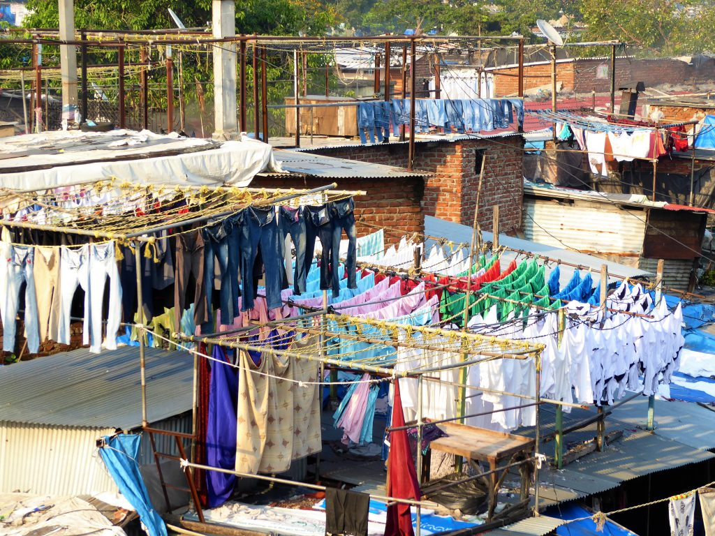 The Complete Travelguide for Mumbai - India (Dhobi Ghat)