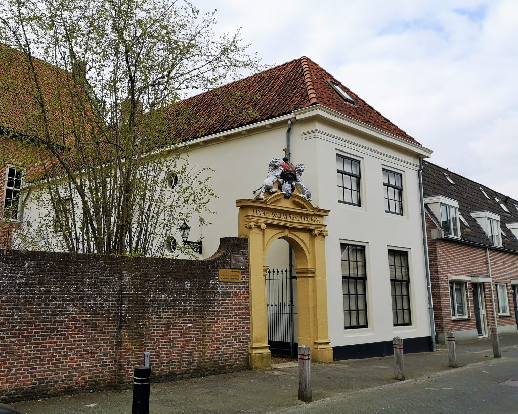 Linneweeverspoortje - Bezoek eens de Hanzestad Kampen