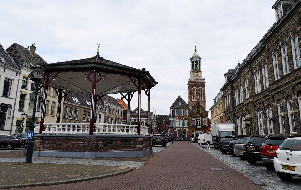Muziekkoepel - Bezoek eens de Hanzestad Kampen