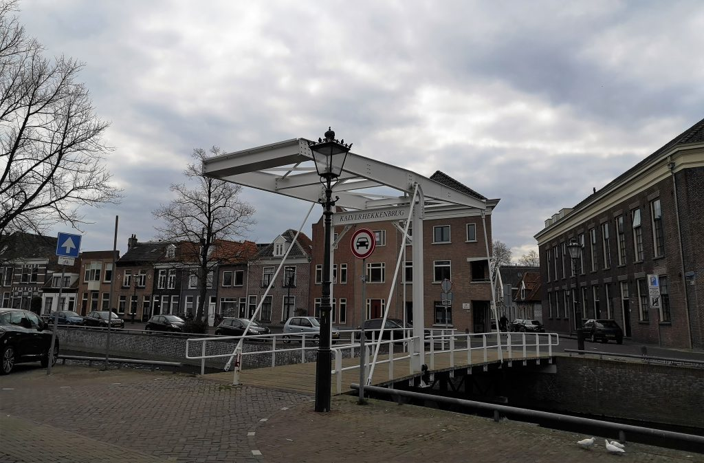Kalverhekkenbrug - Bezoek eens de Hanzestad Kampen