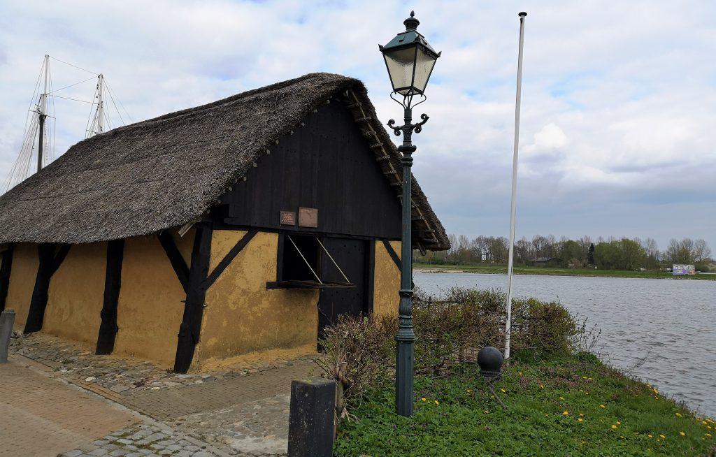 Vissershuisje Kampen - Bezoek eens de Hanzestad Kampen