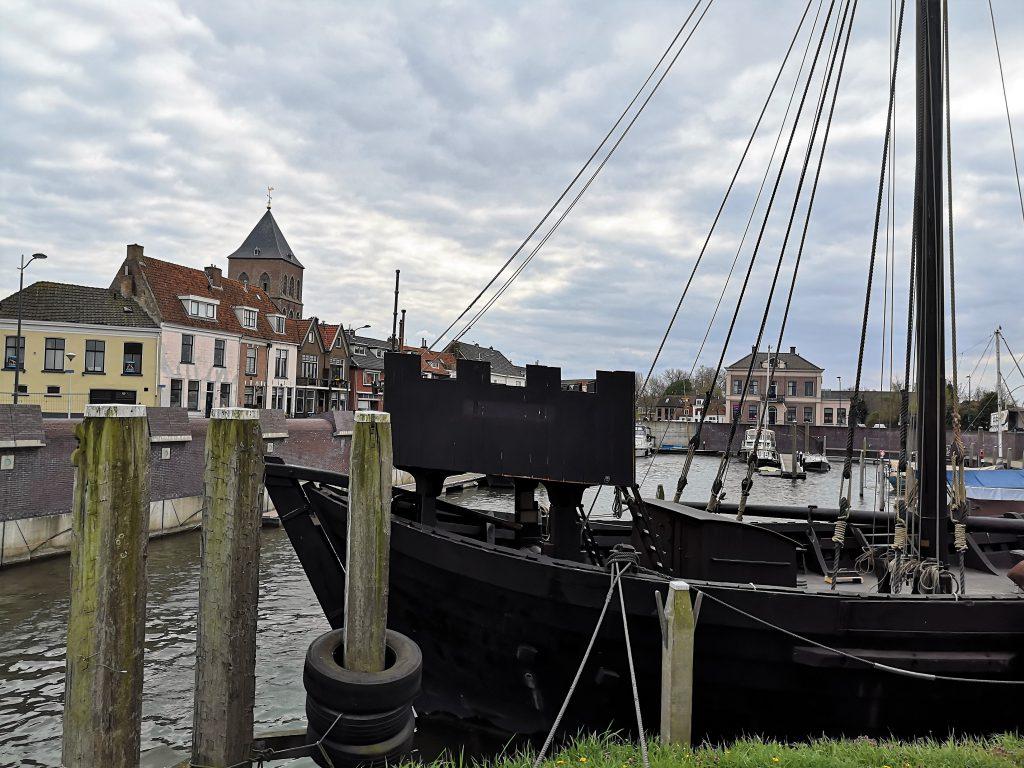 Koggewerf - Bezoek eens de Hanzestad Kampen
