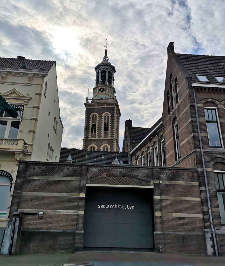 Nieuwe Toren - Bezoek eens de Hanzestad Kampen