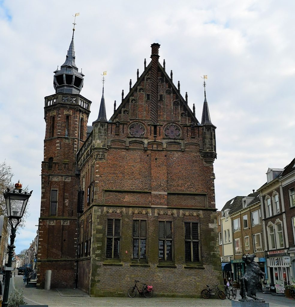 Oude Raadhuis - Bezoek eens de Hanzestad Kampen