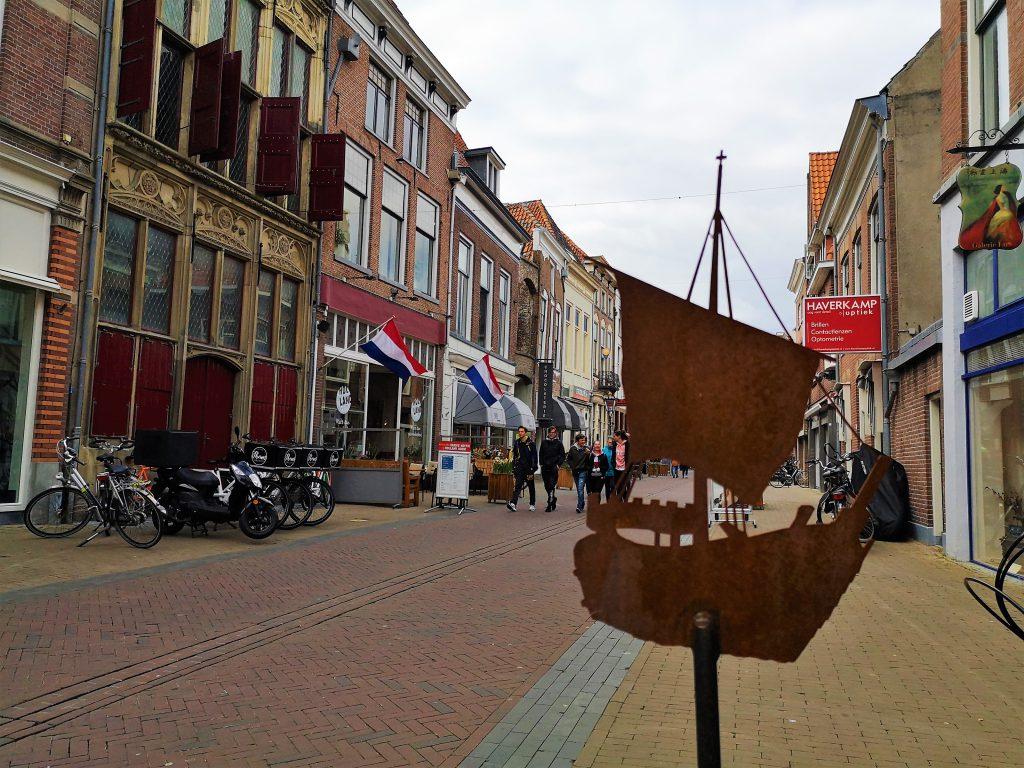 Oudestraat - Bezoek eens de Hanzestad Kampen