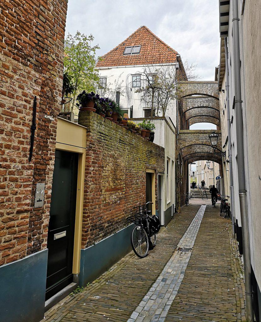 Koldenhovensteeg - Bezoek eens de Hanzestad Kampen