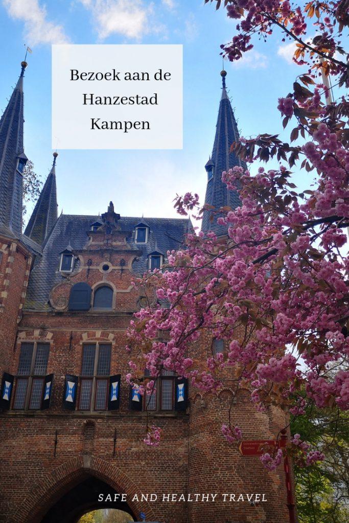 De hanzestad Kampen is perfect voor een middag wandelen in cultuur en historie. Daarnaast biedt het genoeg gelegenheden om van de zon en de omgeving te genieten!!
