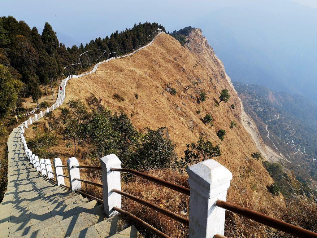 Tarey Bhir - Sikkim, India